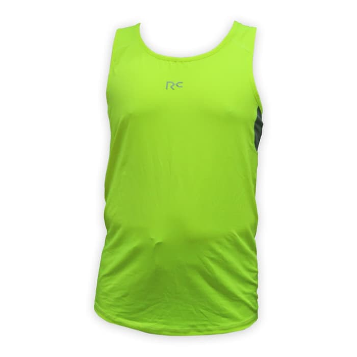 RC Compression T-Shirt No-Sleeve D08 Men - Hijau muda