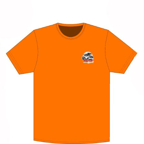 Baju Robinson Journey RJ TB03 Orange