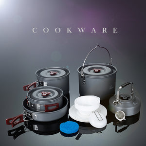 Firemaple Cookware FMC-212 - Hike n Run