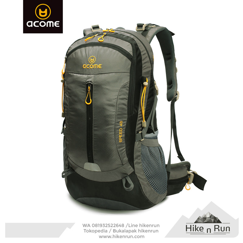 ACOME Backpack SPEED 48L AA151B0802 - Hike n Run