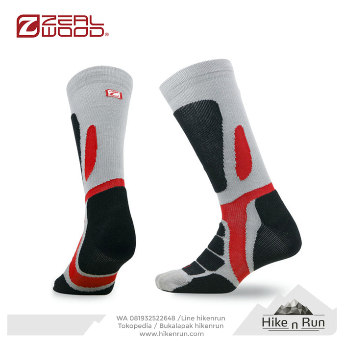 Zealwood Z-Cross T2 Grey-Black 161785Z038