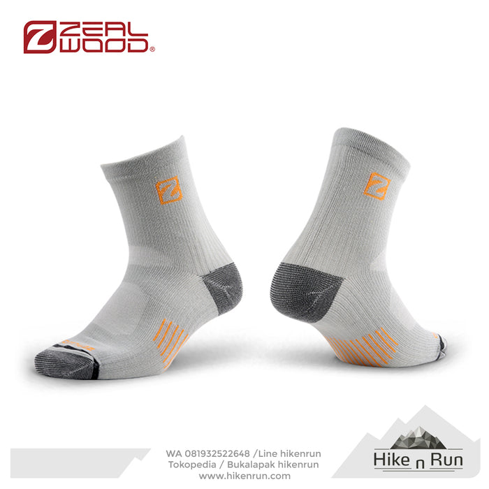 Zealwood Cocona Everyday Socks Middle Dual