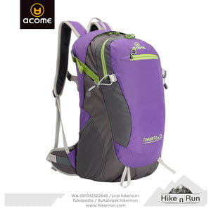 ACOME Backpack TORONTO 28L AA151B0820 - Hike n Run