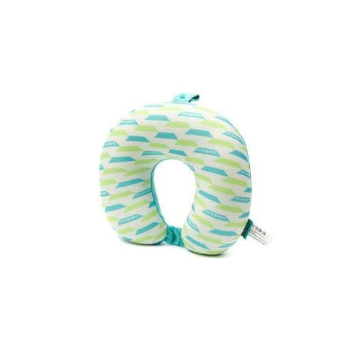 M Square Filling Neck Pillow Bantal Leher