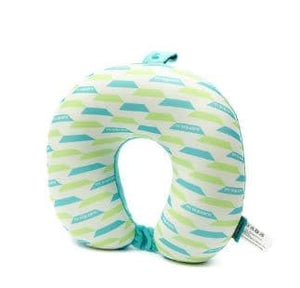 M-Square Filling Neck Pillow Bantal Leher