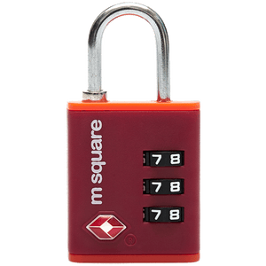 M-Square Smart ABS Lock Travel Padlock