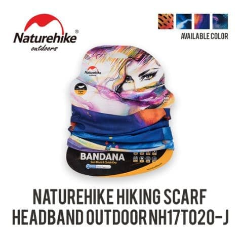 NH Headscarf Magic NH17T020-J