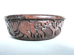 Ebony Wood Bowl