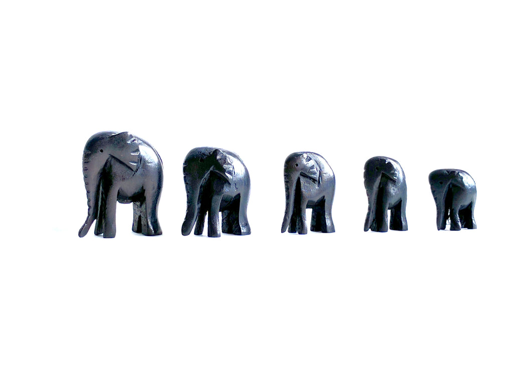 Elephant Set of Five