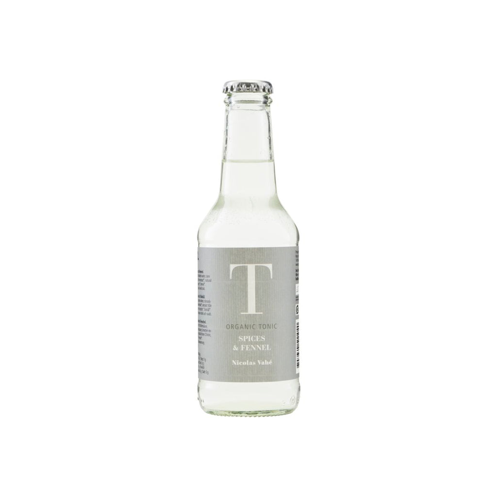 Tonic Bio Elderflower & Thyme