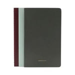 NoteBook Ruled Monograph - CuKi-Amsterdam