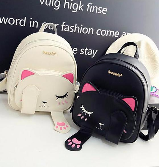 The Cutest Cat Backpack Ever!
