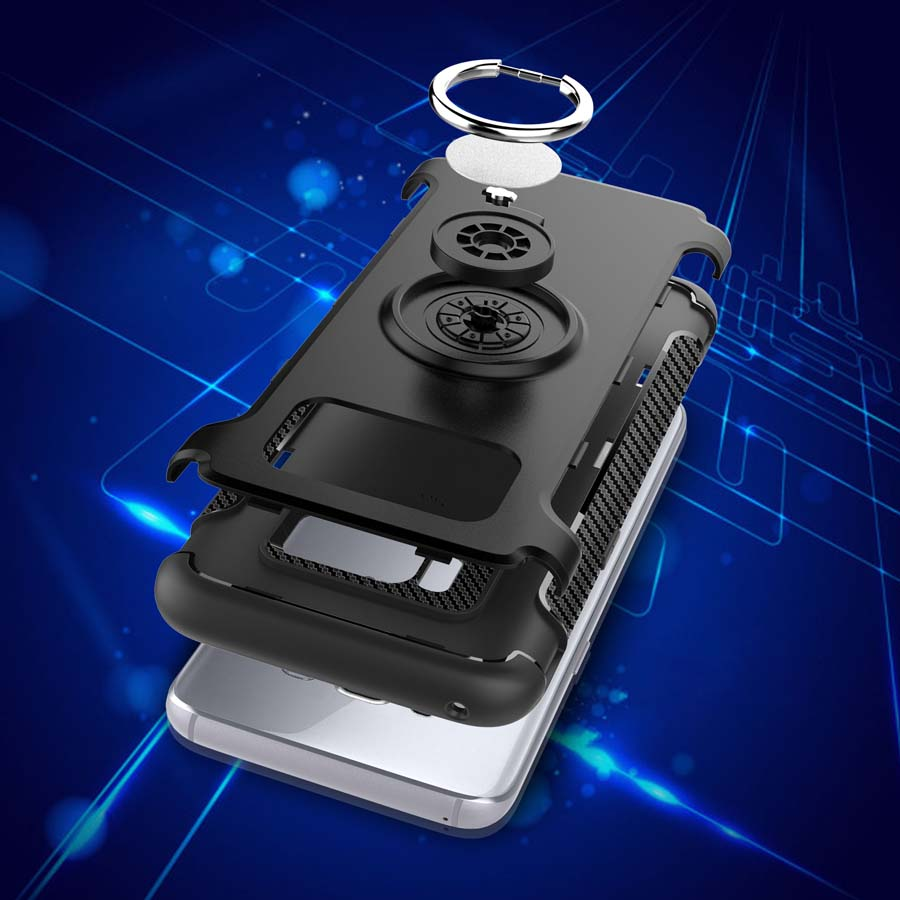 iPhone Armor Shockproof Case