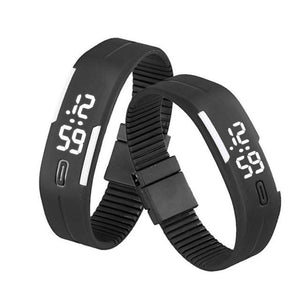 Digital Led Fitness And Sports Watch