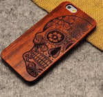 Natural Wood Custom-Made iPhone Case