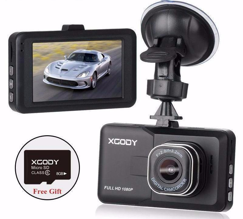 Dashcam 1080P HD Camera