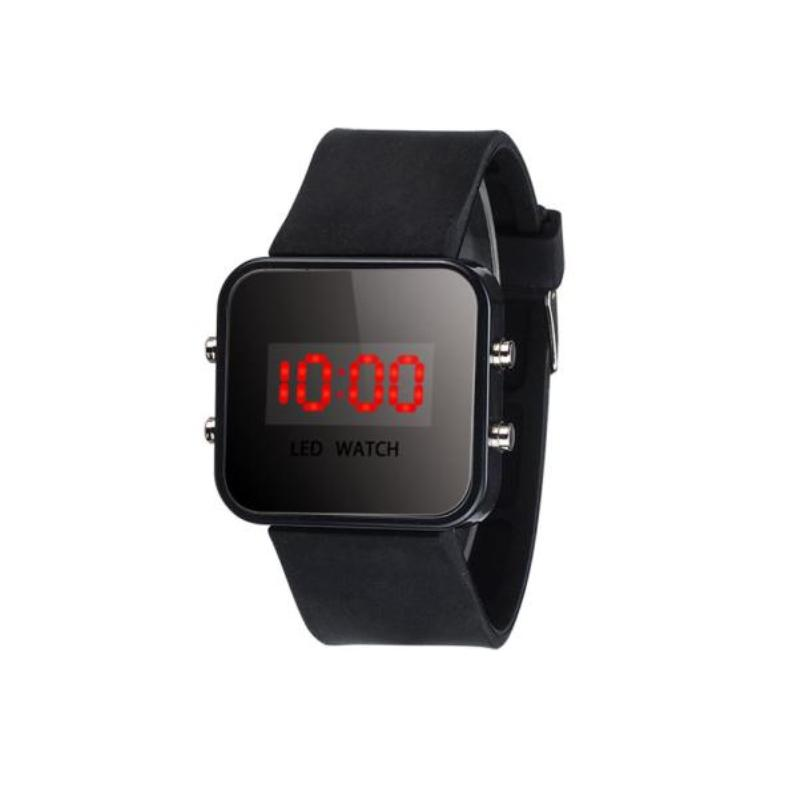 Free Digital LED Watch Unisex