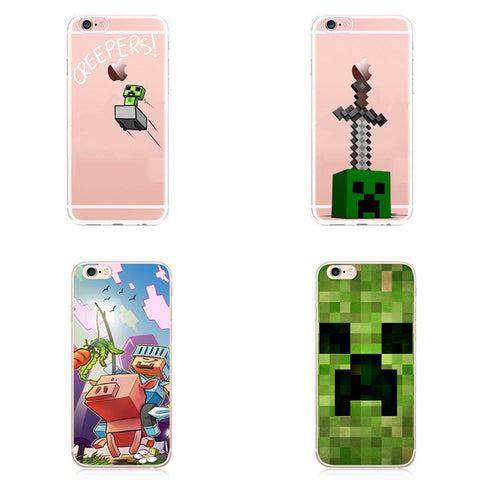 Phone Cases Kool And Fun - Minecraft skins fur iphone