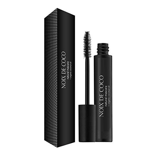 ndc beauty organic coconut oil mascara brown