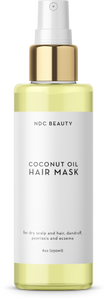 ndc beauty coconut oil hair mask