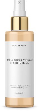 ndc beauty apple cider vinegar hair rinse