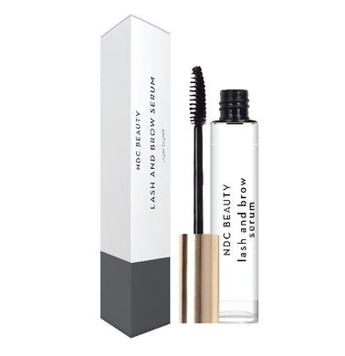 ndc beauty lash and brow repair serum