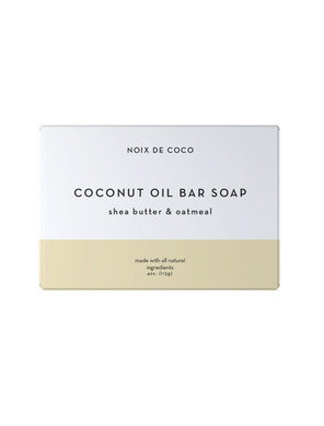 ndc beauty shea butter and oatmeal coconut oil bar soap