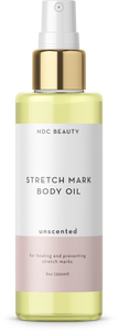 ndc beauty stretch mark body oil