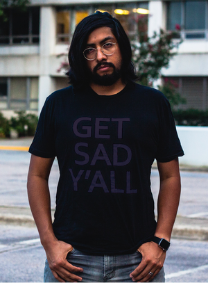 Get Sad Y'all Tee (Purple)