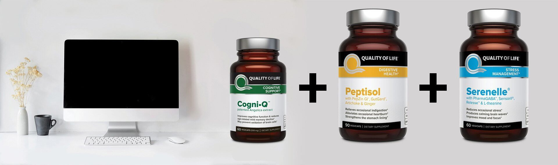 Quality of Life Supplements Online | Shop high-quality