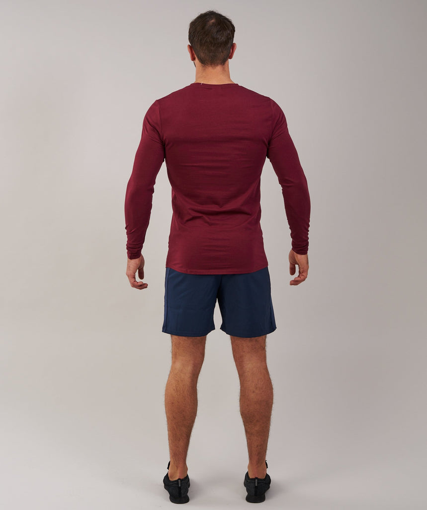 Gymshark Ark Long Sleeve T-Shirt - Port 2