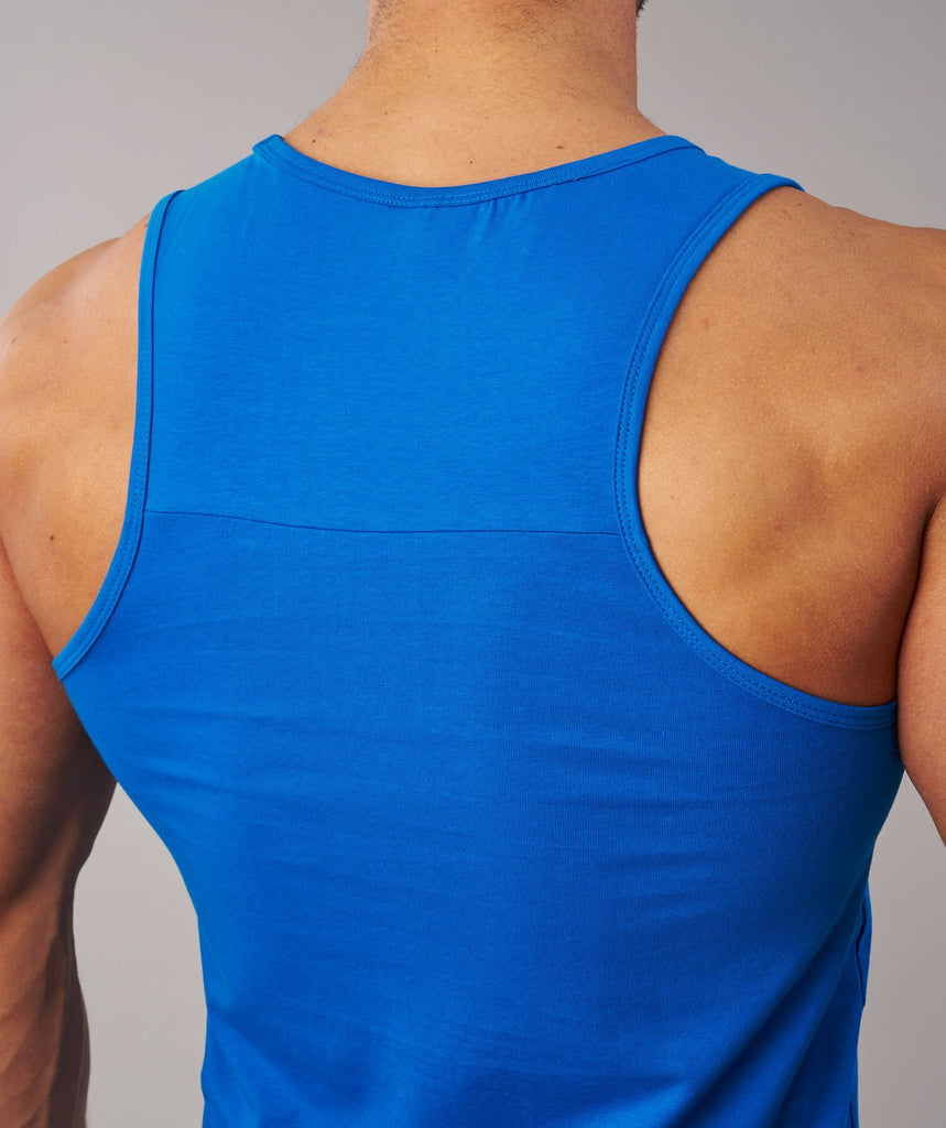 Gymshark Ion Tank - Dive Blue