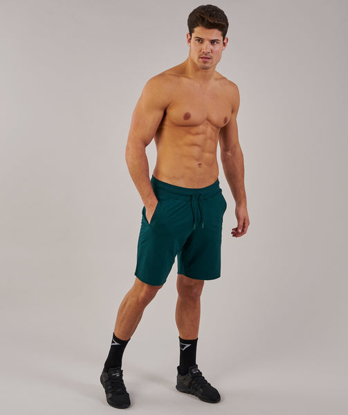 Gymshark Ark Shorts - Forest Green 1