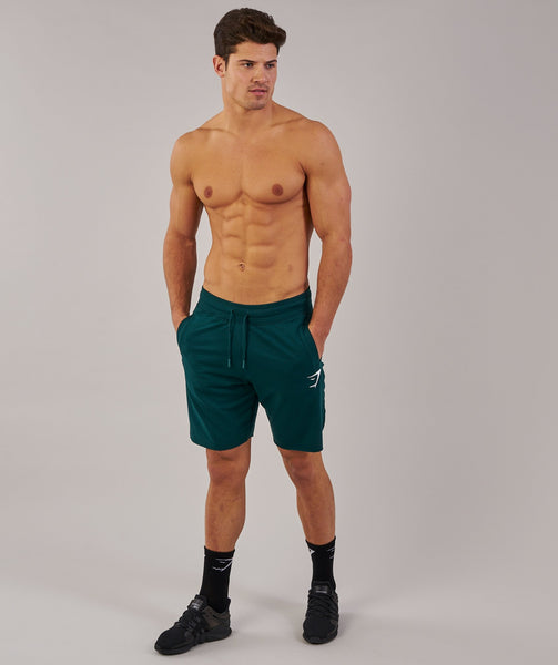 Gymshark Ark Shorts - Forest Green 3
