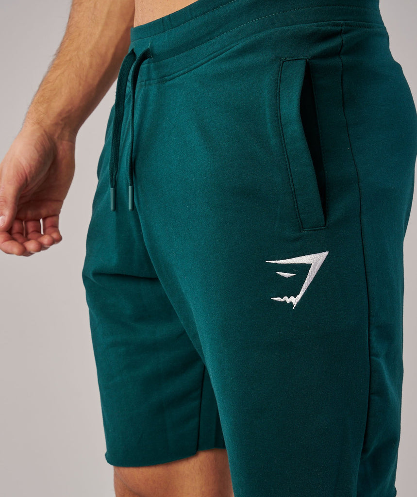 Gymshark Ark Shorts - Forest Green 6