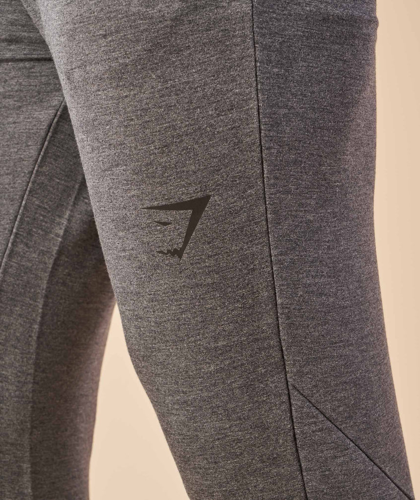 Gymshark Enlighten Bottoms - Charcoal Marl 6