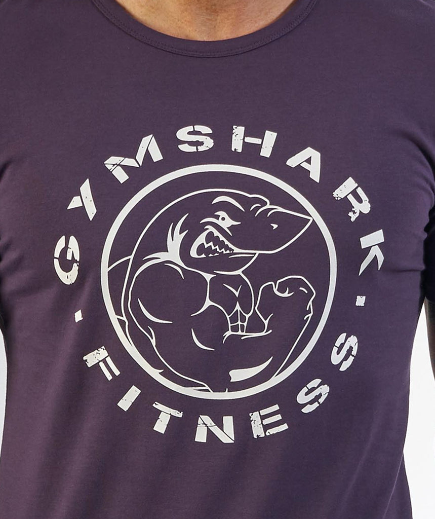 Gymshark Fitness T-Shirt - Nightshade Purple 6