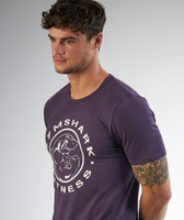 Gymshark Fitness T-Shirt - Nightshade Purple 11
