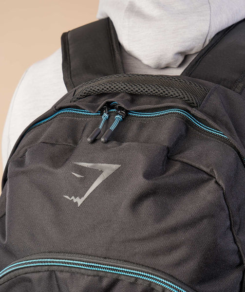 Gymshark Element Backpack - Black