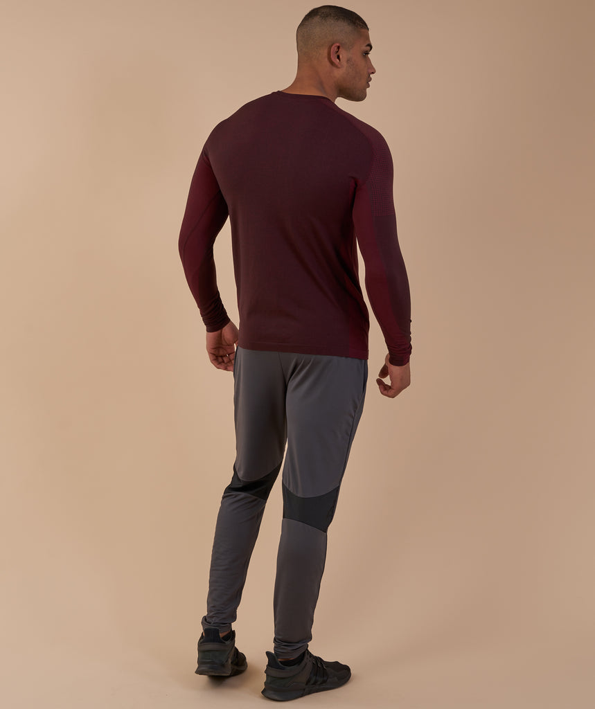 Gymshark Ghost Long Sleeve T-Shirt - Port Marl 2