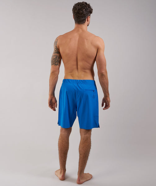 Gymshark Board Shorts - Dive Blue 3