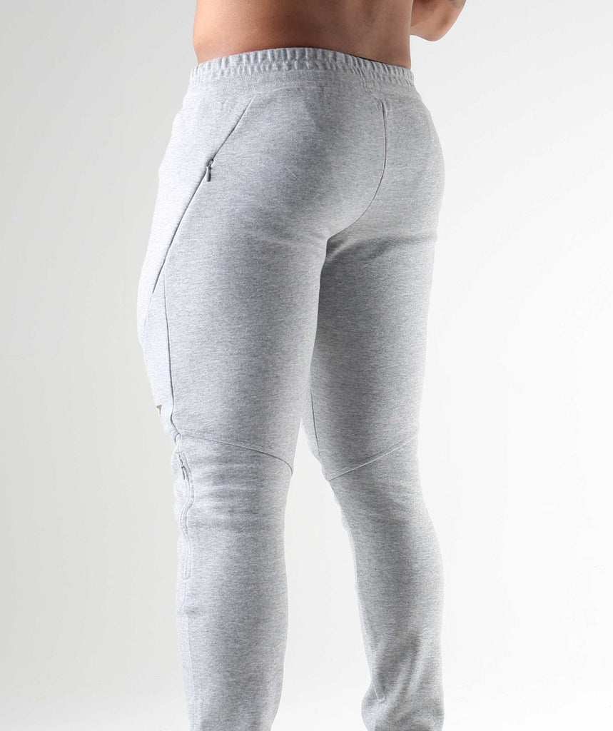 Gymshark Apex Bottoms - Light Grey Marl 5