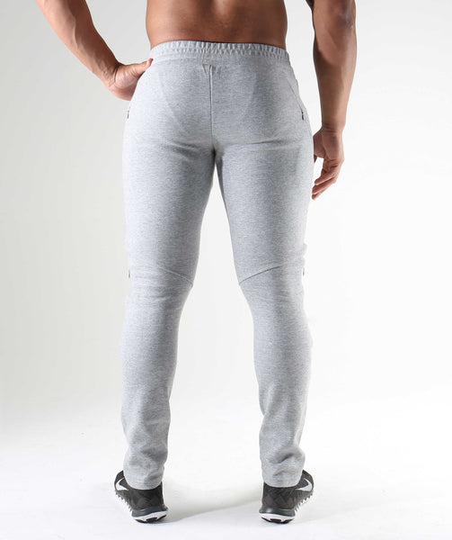 Gymshark Apex Bottoms - Light Grey Marl 2