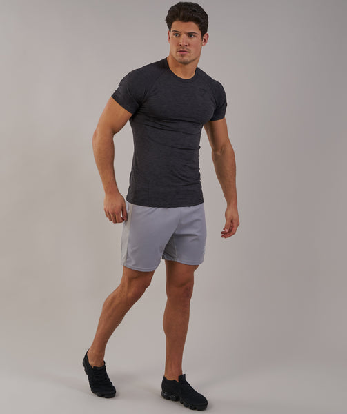 Gymshark Apex T-Shirt - Black Marl 3