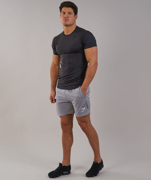 Gymshark Apex T-Shirt - Black Marl 4
