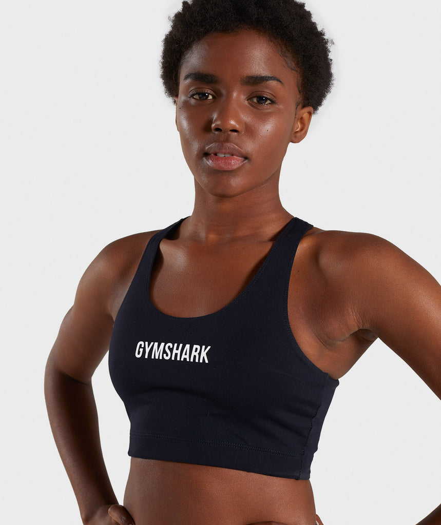 Gymshark Ark Sports Bra - Black 5