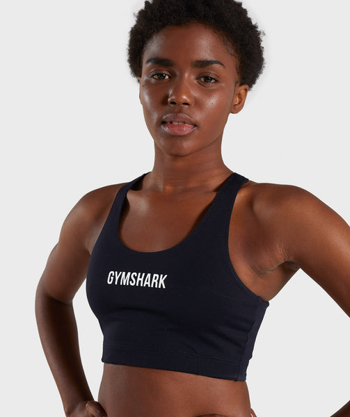 Gymshark Ark Sports Bra - Black 4