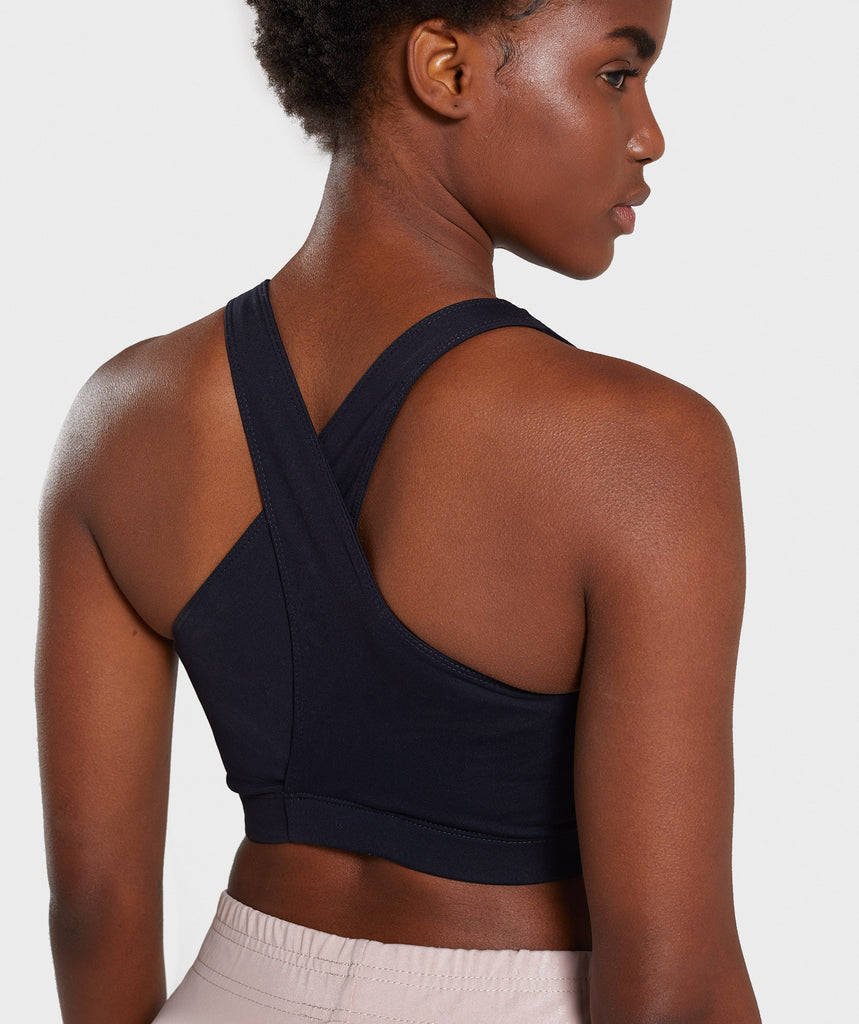 Gymshark Ark Sports Bra - Black 6