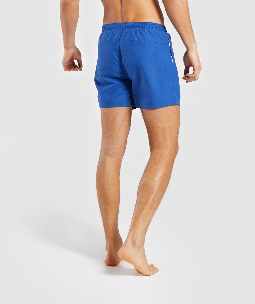 Gymshark Atlantic Swim Shorts - Blue 2