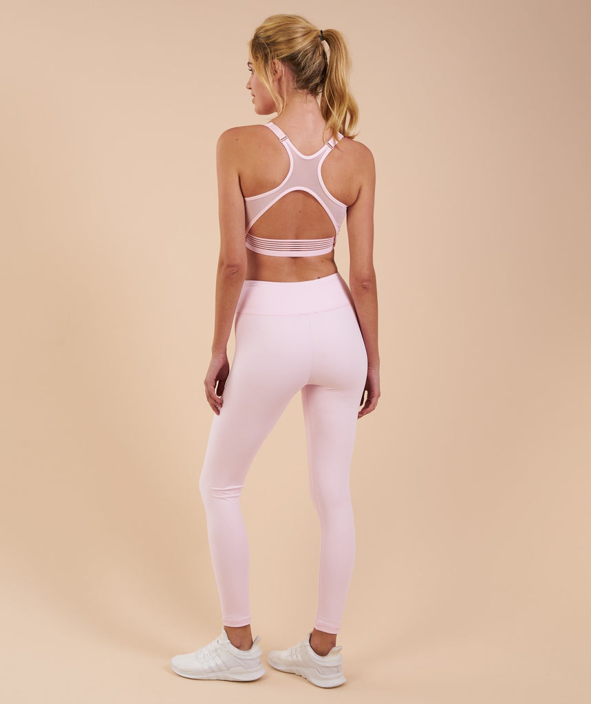 Gymshark Dreamy Leggings - Chalk Pink 2